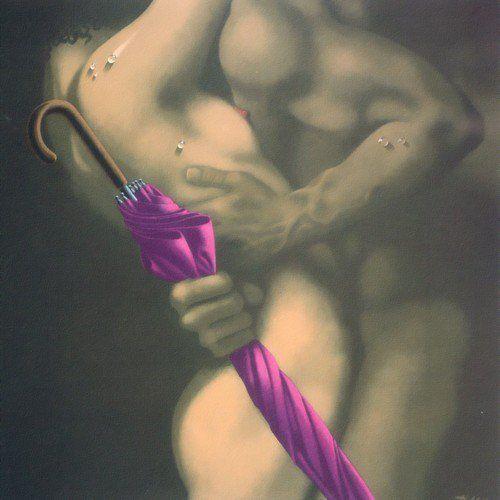 Theberge erotic claude